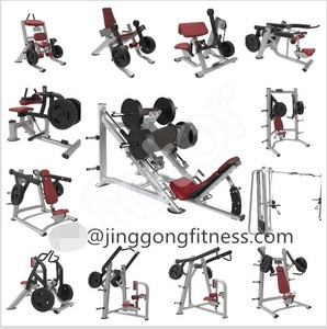 Factory Commercial gym equipment and fitness body building/gym fitness equipment/strength training equipment Biceps Curl JG-6925