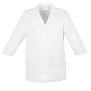 High Quality Doctor White Coat / Hospital Uniforms / Hospital 100% Cotton Doctor Coat