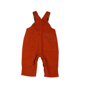 Hot sale baby kids suspender trousers boys wholesale price pants