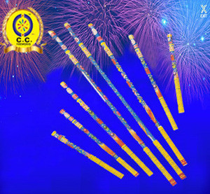 Hot sell T6234--T6515 Roman Candle Fireworks/birthday cake candles firework/chinese firecrackers for sale