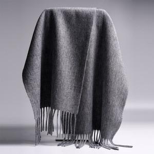 IMF Super Soft 100% Cashemrer Scarf For Mens Winter Warmth Neckwear