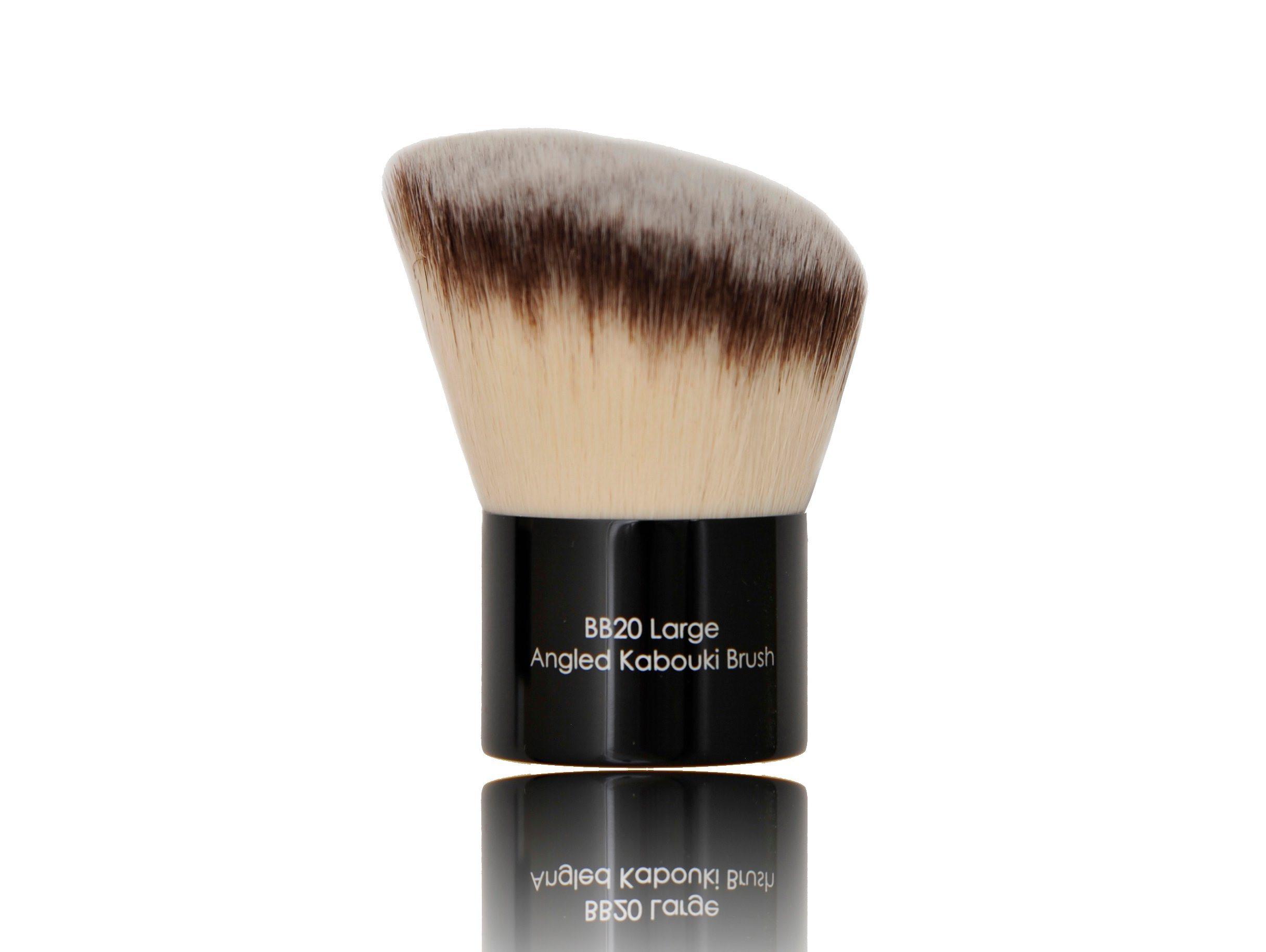 Kabuki Makeup Brush with Synthetic Hair