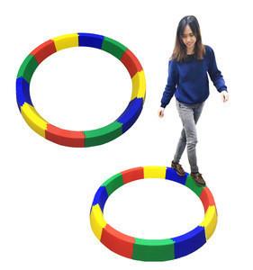 Kids playground plastic fort bridge Board