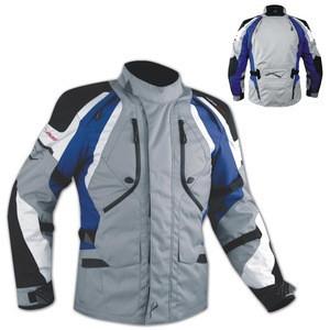 Motorbike Motorcycle Waterproof CE Armored Textile Touring Jacket Cordura