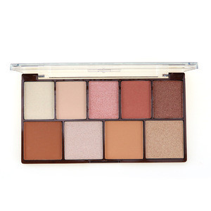 New Arrival Waterproof Make Up Eyeshadow Highlight Face Contour Private Label