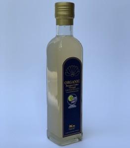 Organic Banana Cider Vinegar premium grade product from Thailand 500ml natural fresh