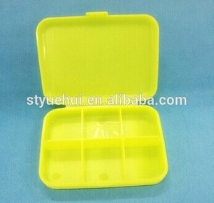 PP pills box / tablet organizer / medicine case