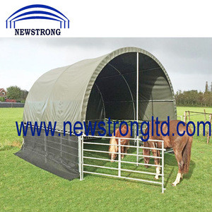 Quick Assembly Livestock Shelters Portable Horse Shed