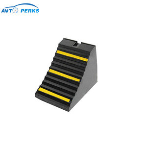 Rubber Parking Equipment High Quality Hot Sale wheel chock
