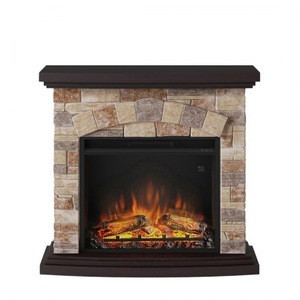 TAGU TORI FIREPLACE SUITE IN STONE CREAM WITH 23INCH ELECTRIC FIRE