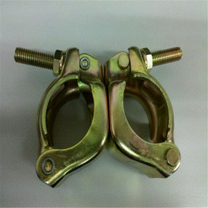 Tianjin Shisheng Different Types of Pressed Scaffold Clip/Swivel Coupler/Fixed Clamps