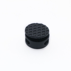 Waterproof Custom Elastic Rope End Metal Cord Lock Stopper For Garment Accessories Chinese Supplier