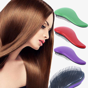 Wholesale Salon hairdressing Hair Brush Detangling Hairbrush Styling Hair Brushes Comb