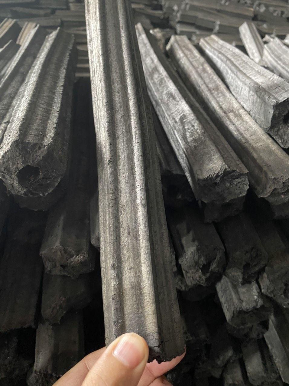 Wood Sawdust charcoal briquettes