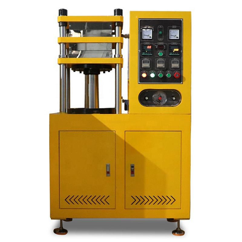 Rubber Vulcanizing Press Machine for Laboratory