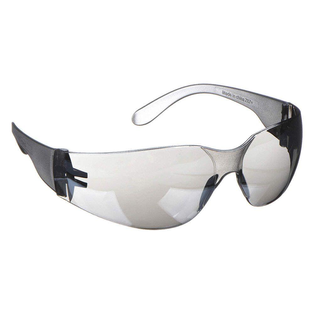 2ERE6 V Scratch Resistant Safety Glasses