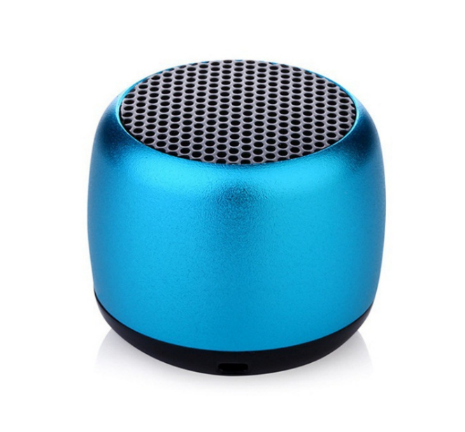 M9 Outdoor Bluetooth Speaker Mini Metal Wireless Bluetooth Speaker