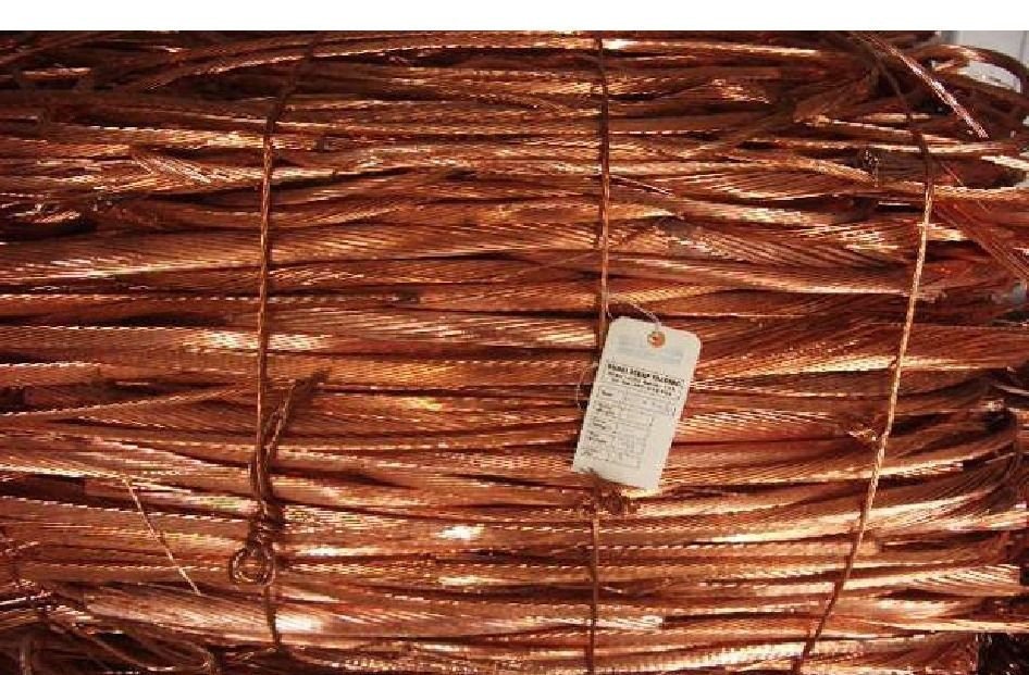 COPPER WIRE MILBERRY