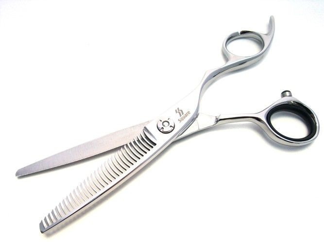 """""""R30Ⅱ 6.0Inch"""" Japanese-Handmade Thinning Hair Scissors (Your Name by Silk printing, FREE of charge)"""