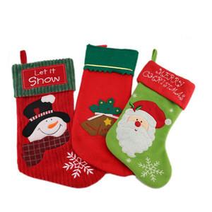 2020 Hot Selling Custom Plush Christmas Decoration Supplies