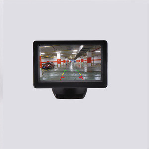 4.3 Inch Car Back Monitor with CE Certificates