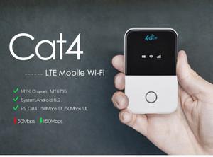 4G Portable MF925-5 mini Car WIFI Portable 3G Notebook Internet Terminal Wireless Router