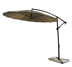 Beach Parasol garden Large cantilever Umbrella