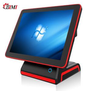 Bimi Cash Register Touch Screen Monitors Retail Pos System POS Terminal Cashier Machine For Restaurant