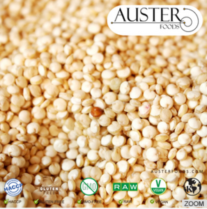 Bolivian Royal Quinoa available at Bulk Prices (Exported from the USA. Pallet orders delivered overseas)