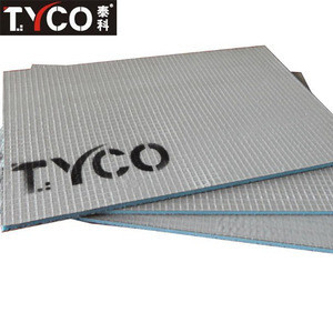 CE Approved Waterproof Siding XPS Tile Backer Board 1200x600x6mm