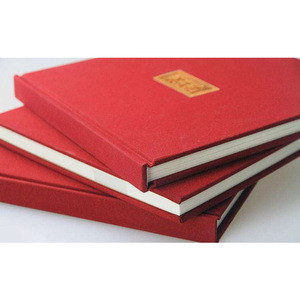 Cheap factory price customize delicate glossy lamination hardcover books with high quality