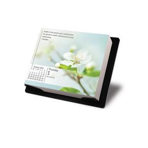 Cheap full color 365 pages tear off flip calendar