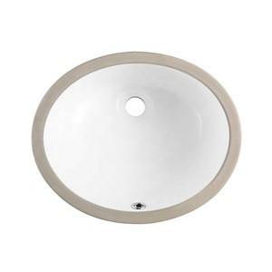 Classic Design Undermount Bathroom Basin Sinks With CUPC Approved
