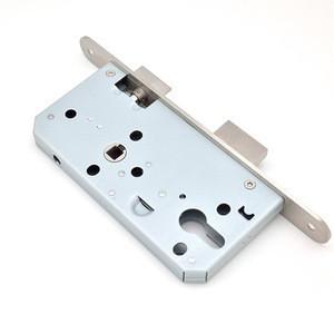 Door lock type internal door lock parts stainless steel door lock body