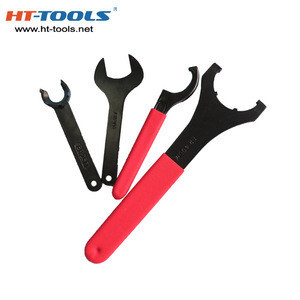 ER collet nut wrench with A type