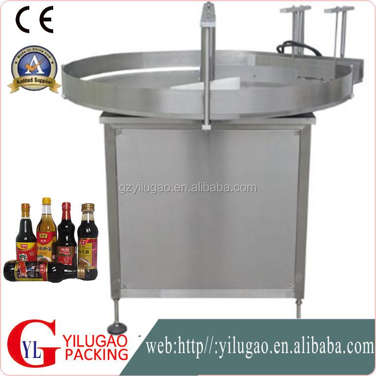 Excellent quality professional chemical soap shampoo bottle liquid filling equipment production line