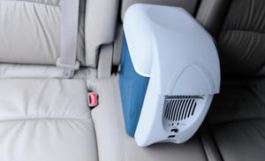 Good design 7.5L car mini fridge ,camping Refrigerator ,Cooler/Warmer Car Fridge