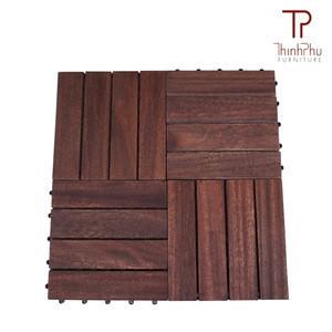 High quality wood tile - size 30x30cm