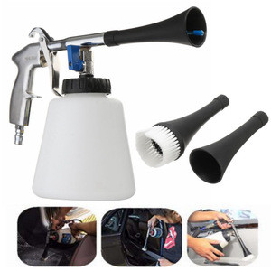Hot Sale Foam Spray Car Pressure Air Wash Brush Gun Cleaning Tools