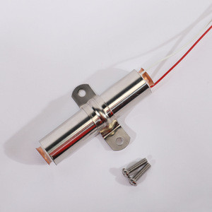 in stock 24v 20w hollow electric cartridge heater for mask making machine