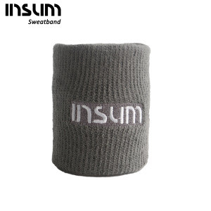 Insum Combed Cotton Comfortable Sweatband For All Sports Multi Color