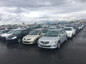 Japanese durable wholesale second-hand used car with low price