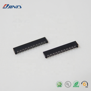 JINDA 1.25mm pitch FPC dual contact Vertical  connector