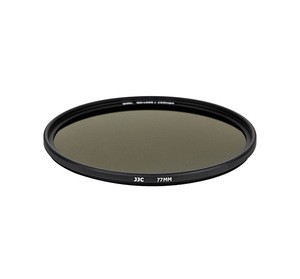 JJC F-ND Series ND1000 Neutral Density Lens Filter 49-82mm for camera lens Ultra Slim ND Filter Optical Glass