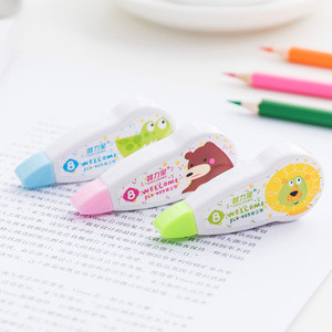 Kawaii student & office stationery design correction tape pen custom correction tape