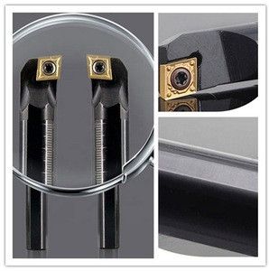 Milling machine cutting tool holder SCLCR tungsten steel anti-knock tool bar series