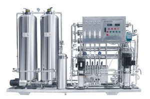 Mineral desalination purifying drinking water treatment industrial pure water