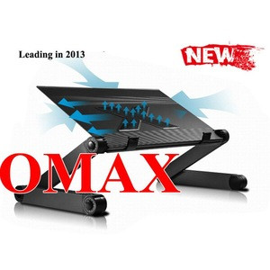 Multi-function Portable Laptop Stand with cooling fan