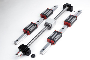 New 1pcs linear guide rail HGR15 600mm / 650mm 1pcs linear block carriage HGH15CA or HGW15CA slider CNC parts track