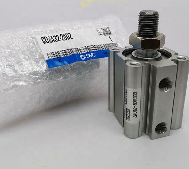 Original SMC air cylinder CQ2 Series CQ2A40-15DZ Compact Air Pneumatic Cylinder